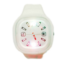 New Casual Girls Silicone Strap Fancy Watches